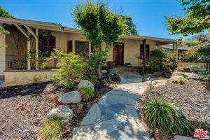 Photo of 312 East RUSTIC Road, Santa Monica, CA 90402 (MLS # 18339680)
