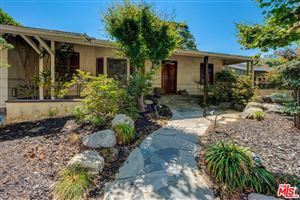 Photo of 312 East RUSTIC Road, Santa Monica, CA 90402 (MLS # 18339680)