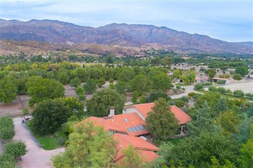 Photo of 12150 MOUNTAIN LION Road, Ojai, CA 93023 (MLS # 220001681)