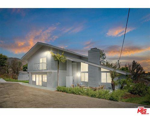 Photo of 5742 BUSCH Drive, Malibu, CA 90265 (MLS # 20542682)