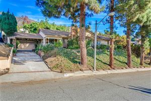 Photo of 425 MEADOWS Drive, Glendale, CA 91202 (MLS # 818005682)