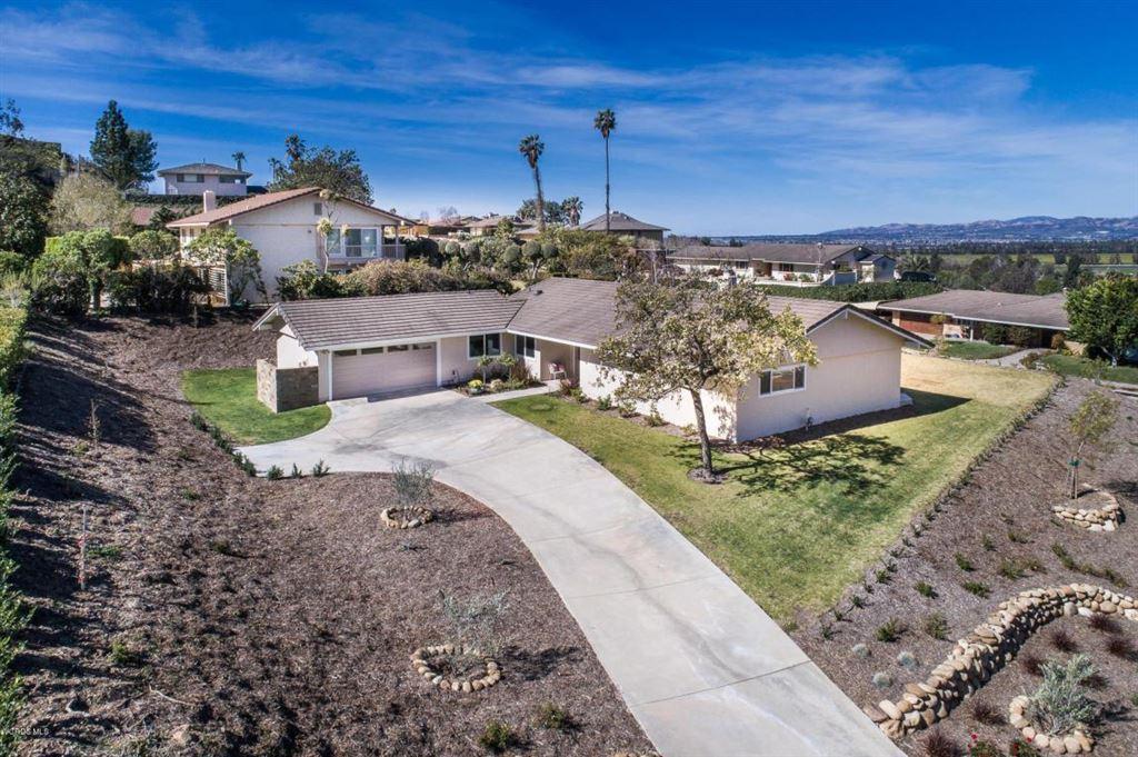 Photo for 1081 VALLEY VISTA Drive, Camarillo, CA 93010 (MLS # 218002682)
