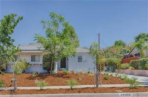 Photo of 11108 LEOLANG Avenue, Sunland, CA 91040 (MLS # 818003683)