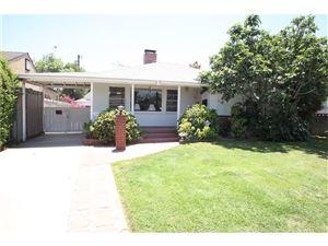 Photo of 13922 HAMLIN Street, Valley Glen, CA 91401 (MLS # SR18113685)