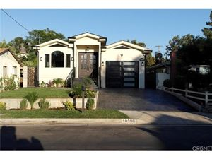 Photo of 10356 JARDINE Avenue, Sunland, CA 91040 (MLS # SR18255685)