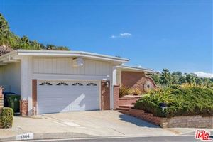 Photo of 1340 EL HITO Circle, Pacific Palisades, CA 90272 (MLS # 18353686)