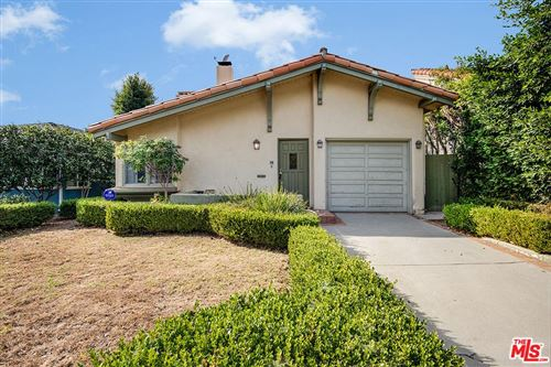 Photo of 1027 HARTZELL Street, Pacific Palisades, CA 90272 (MLS # 19491686)