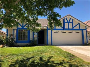 Photo of 5108 SUNBURST Drive, Palmdale, CA 93552 (MLS # SR18145686)