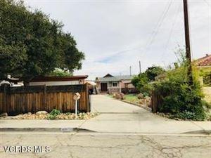 Photo of 417 SYCAMORE Street, Santa Paula, CA 93060 (MLS # 218002687)