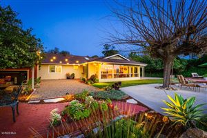 Photo of 3265 RADCLIFFE Road, Thousand Oaks, CA 91360 (MLS # 219004687)