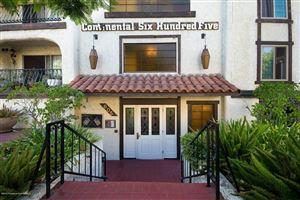 Photo of 605 North LOUISE Street #101, Glendale, CA 91206 (MLS # 818004687)