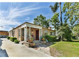 Photo of 348 West LINDEN Avenue, Burbank, CA 91506 (MLS # SR18127687)
