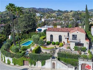 Photo of 6735 WEDGEWOOD Place, Los Angeles , CA 90068 (MLS # 18334688)