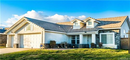 Photo of 5803 TRAVIS PAUL Drive, Lancaster, CA 93536 (MLS # SR19278689)