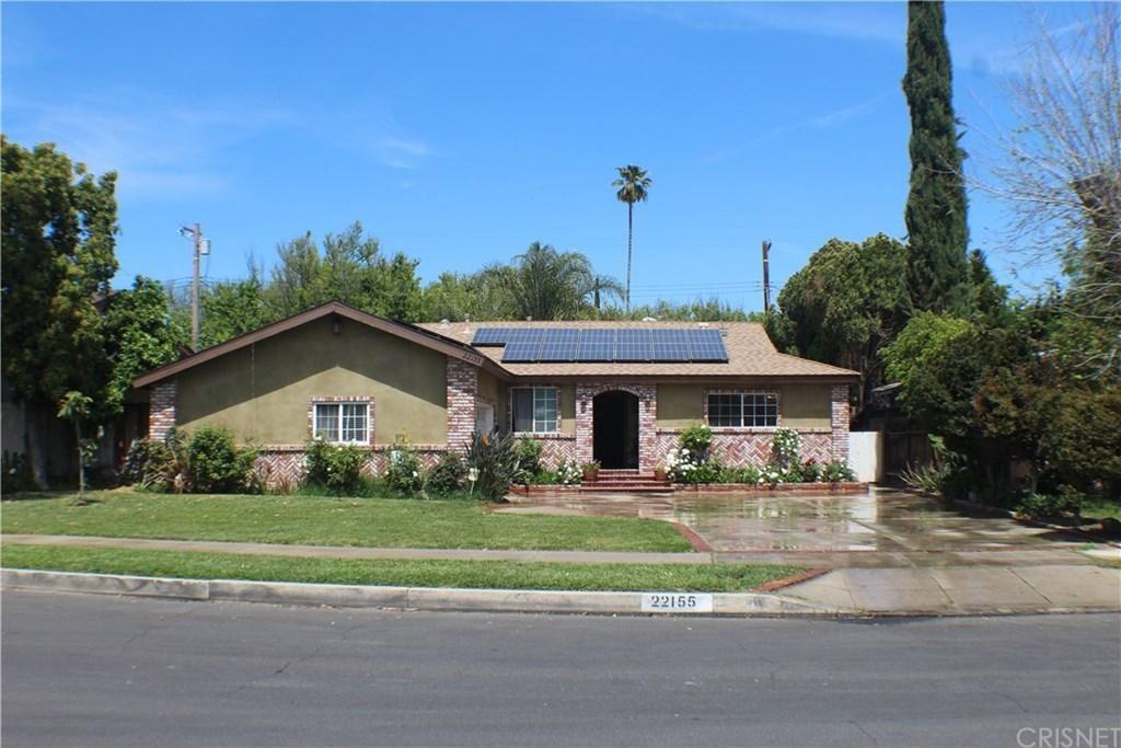 Photo for 22155 KITTRIDGE Street, Woodland Hills, CA 91303 (MLS # SR19084689)