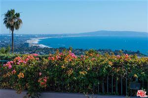 Photo of 1171 TELLEM Drive, Pacific Palisades, CA 90272 (MLS # 18305690)