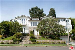 Photo of 14909 LA CUMBRE Drive, Pacific Palisades, CA 90272 (MLS # 18334690)