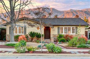 Photo of 2325 CASA GRANDE Street, Pasadena, CA 91104 (MLS # 819000690)