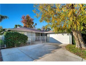 Photo of 5333 BUFFALO Avenue, Sherman Oaks, CA 91401 (MLS # SR18281690)