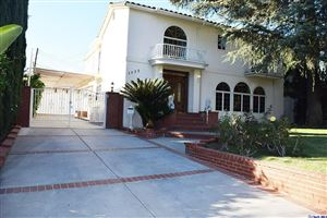 Photo of 1635 CLEVELAND Road, Glendale, CA 91202 (MLS # 318004691)