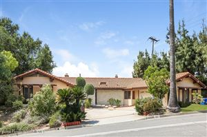 Photo of 3171 East VILLA KNOLLS Drive, Pasadena, CA 91107 (MLS # 819001692)