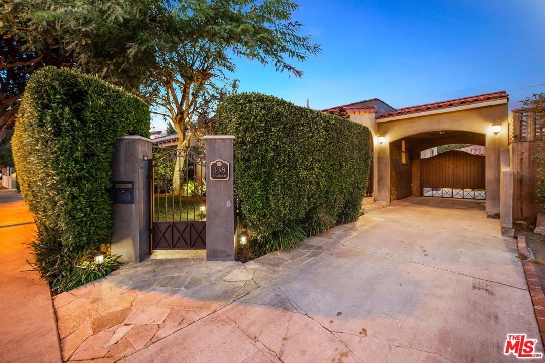 Photo of 338 WESTBOURNE Drive, West Hollywood, CA 90048 (MLS # 20540692)