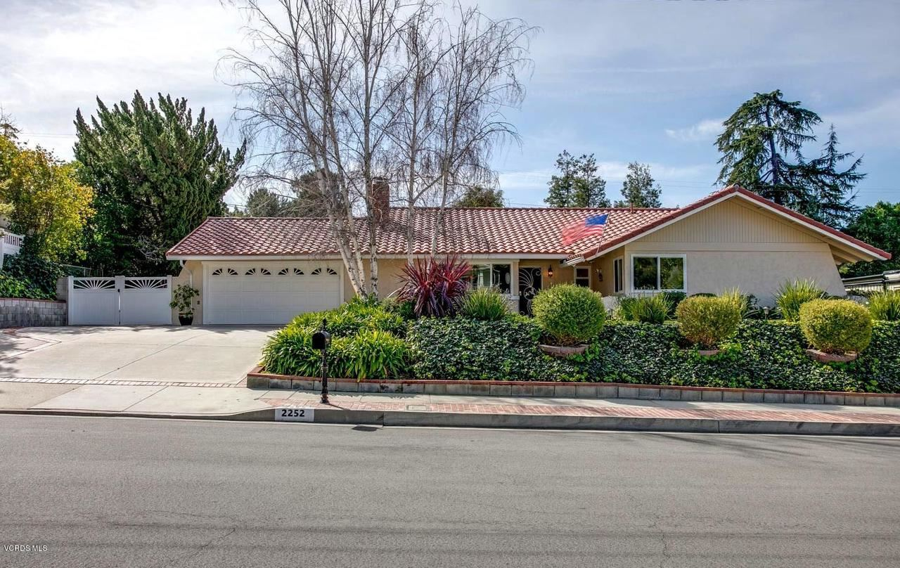 Photo of 2252 MONTROSE Drive, Thousand Oaks, CA 91362 (MLS # 220001692)