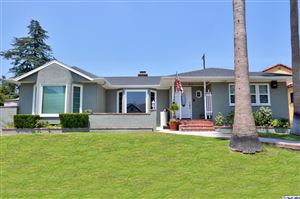 Photo of 1445 BROADVIEW Drive, Glendale, CA 91208 (MLS # 319002693)
