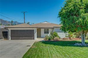 Photo of 2352 EL SOL Avenue, Altadena, CA 91001 (MLS # 818004693)