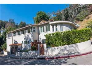Photo of 6970 LA PRESA Drive, Hollywood Hills, CA 90068 (MLS # SR18032693)