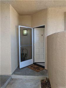 Photo of 23947 DEL MONTE Drive #13, Valencia, CA 91355 (MLS # SR19266693)
