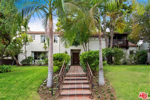 Photo of 611 North HILLCREST Road, Beverly Hills, CA 90210 (MLS # 18313694)