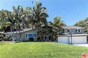 Photo of 1633 AMALFI Drive, Pacific Palisades, CA 90272 (MLS # 18404694)