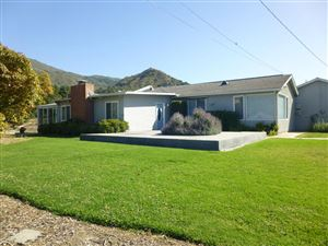 Photo of 17896 SOUTH MOUNTAIN Road, Santa Paula, CA 93060 (MLS # 218012694)