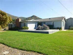 Photo of 17896 SOUTH MOUNTAIN Road, Santa Paula, CA 93060 (MLS # 218012694)