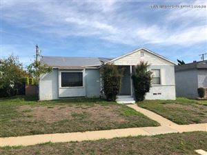 Photo of 11138 South SPINNING Avenue, Inglewood, CA 90303 (MLS # 819000694)