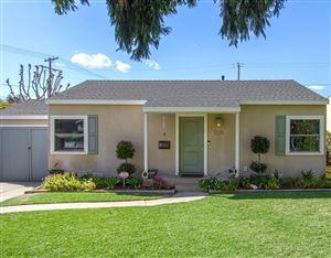 Photo of 1225 North FREDERIC Street, Burbank, CA 91505 (MLS # 318000695)