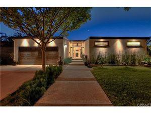 Photo of 5831 WISH Avenue, Encino, CA 91316 (MLS # SR18115695)