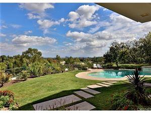 Photo of 5781 PENLAND Road, Hidden Hills, CA 91302 (MLS # SR19025695)