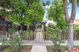 Photo of 832 HUNTLEY Drive, West Hollywood, CA 90069 (MLS # 18349696)