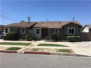 Photo of 7231 HATILLO Avenue, Winnetka, CA 91306 (MLS # SR18054696)