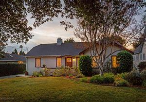 Photo of 873 North HOLLISTON Avenue, Pasadena, CA 91104 (MLS # 818005697)