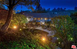 Photo of 1235 BENEDICT CANYON Drive, Beverly Hills, CA 90210 (MLS # 18404698)
