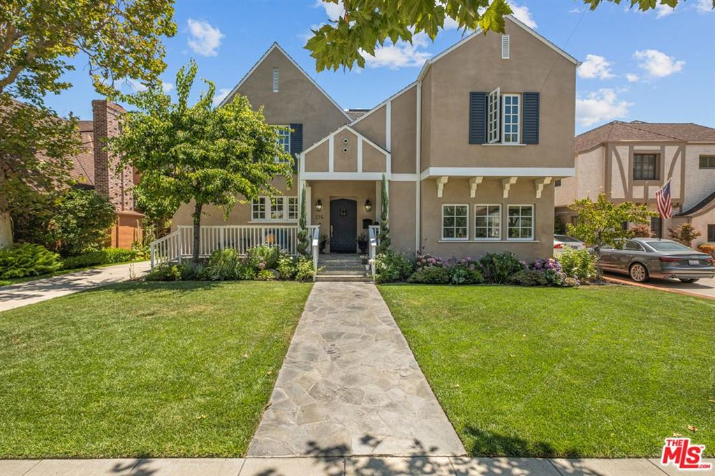 Photo for 214 South MCCARTY Drive, Beverly Hills, CA 90212 (MLS # 19489698)