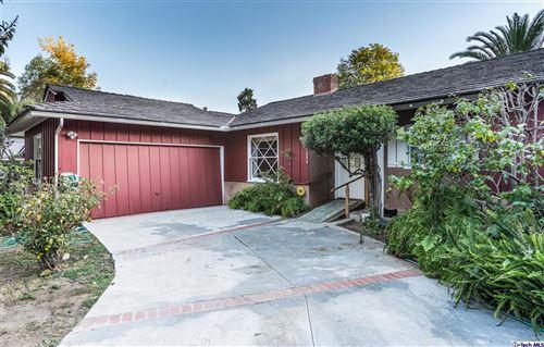 Photo of 1534 WABASSO Way, Glendale, CA 91208 (MLS # 319004699)