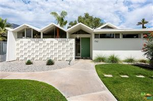 Photo of 1762 South ARABY Drive, Palm Springs, CA 92264 (MLS # 17232286PS)