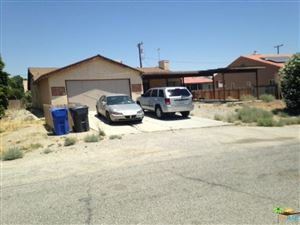 Photo of 19588 TUMBLEWEED Trails, Desert Hot Springs, CA 92241 (MLS # 17242406PS)