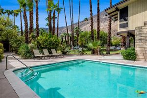 Photo of 290 South SAN JACINTO Drive #3, Palm Springs, CA 92262 (MLS # 17269346PS)
