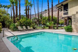 Photo of 290 South SAN JACINTO Drive #3, Palm Springs, CA 92262 (MLS # 17269346PS)