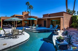 Photo of 1925 South JOSHUA TREE Place, Palm Springs, CA 92264 (MLS # 17271296PS)